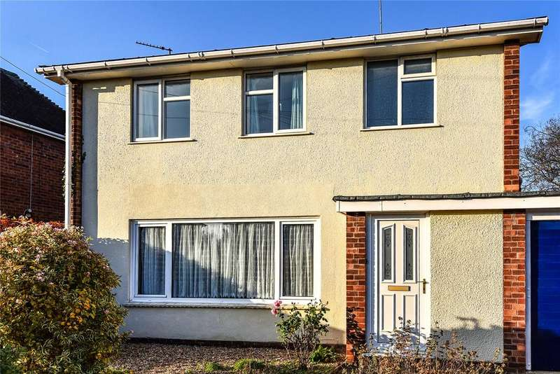 3 Bedrooms Detached House for sale in Hervey Road, Sleaford, NG34