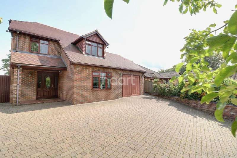 4 Bedrooms Detached House for sale in Broomhill Road , Strood