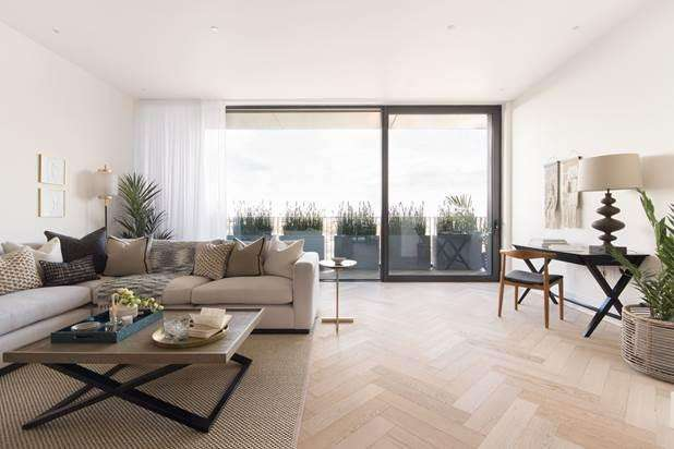 2 Bedrooms Flat for sale in Television Centre, London, W12