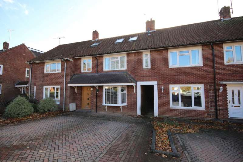 5 Bedrooms Terraced House for sale in Honeyhill Road, Priestwood