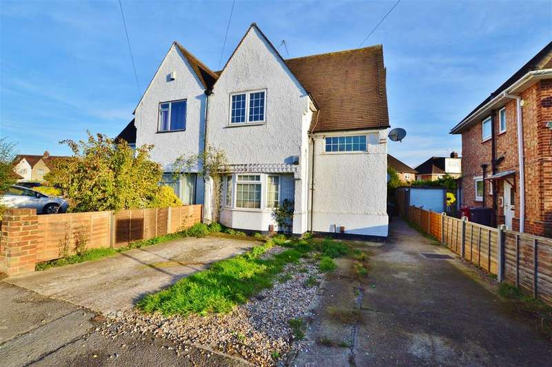 1 Bedroom Maisonette Flat for sale in Francis Way, Cippenham, Slough