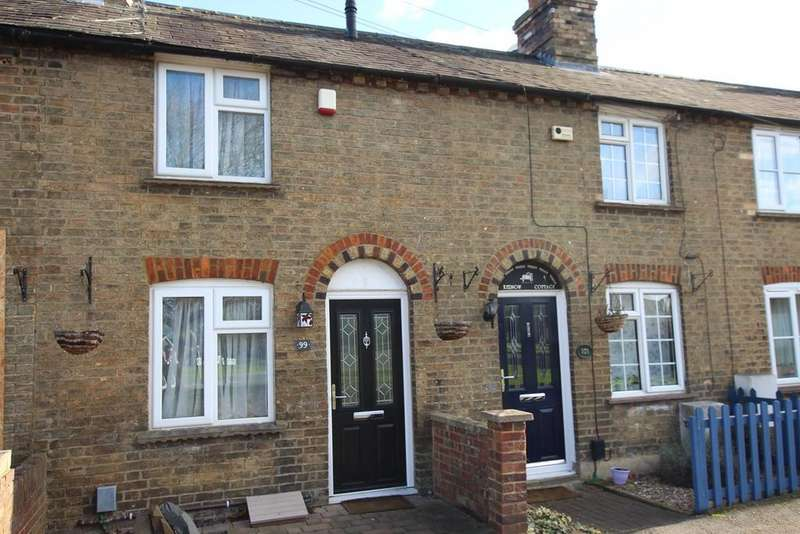2 Bedrooms Terraced House for sale in High Street, Langford, Biggleswade, SG18