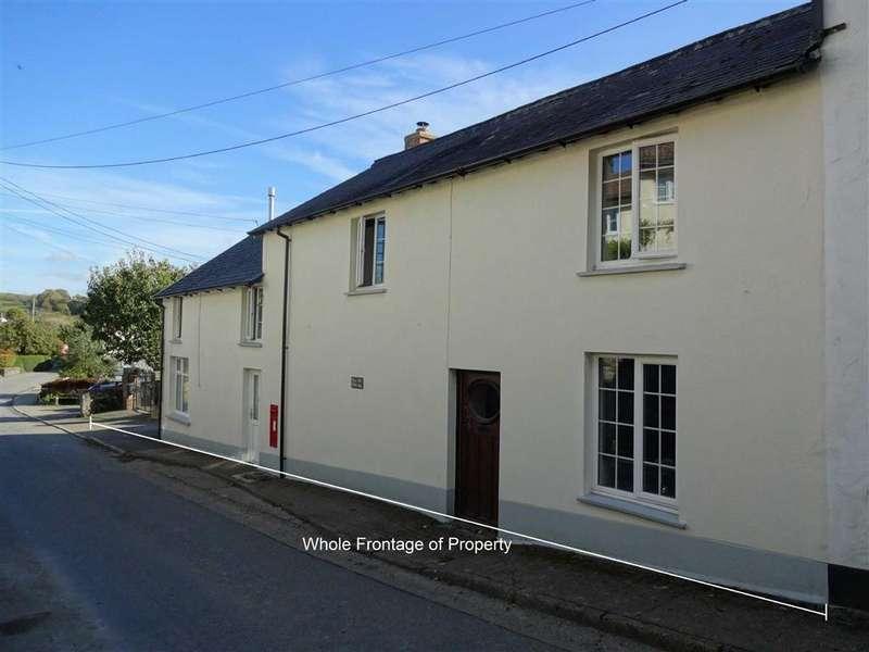 5 Bedrooms Semi Detached House for sale in Brayford, Barnstaple, Devon, EX32