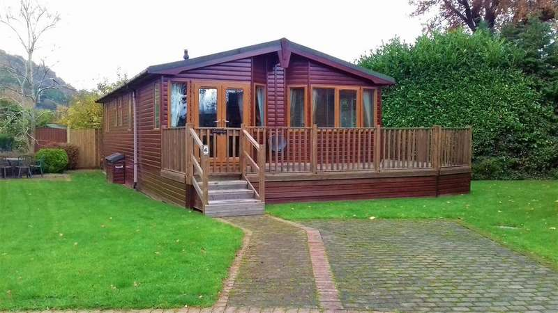 3 Bedrooms Detached Bungalow for sale in Gwydyr View Lodge Park, Gower Road, Trefriw