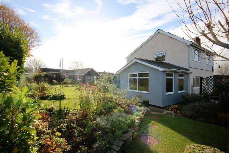 4 Bedrooms Semi Detached House for sale in Bosbury, Ledbury, HR8