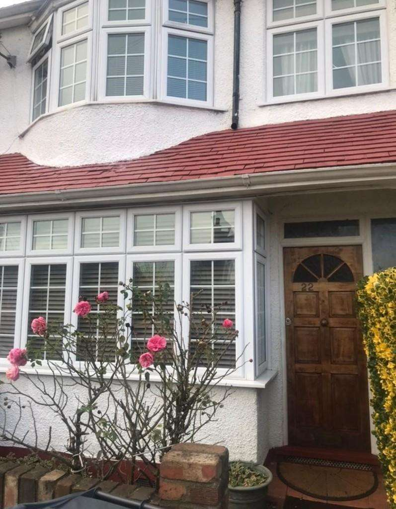 4 Bedrooms Terraced House for sale in Parry Road, South Norwood, SE25
