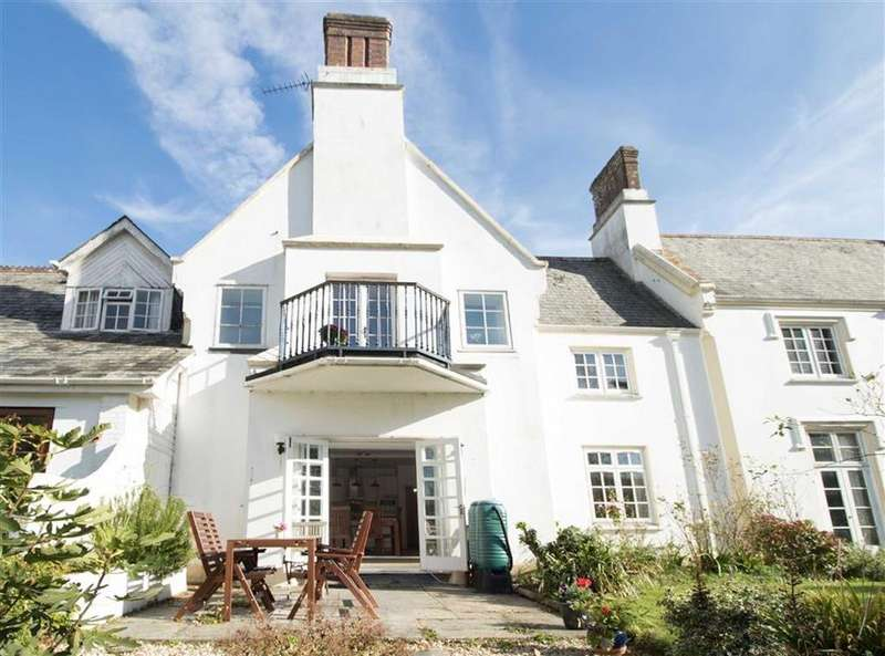 4 Bedrooms Semi Detached House for sale in Sheviock, Torpoint, Cornwall, PL11