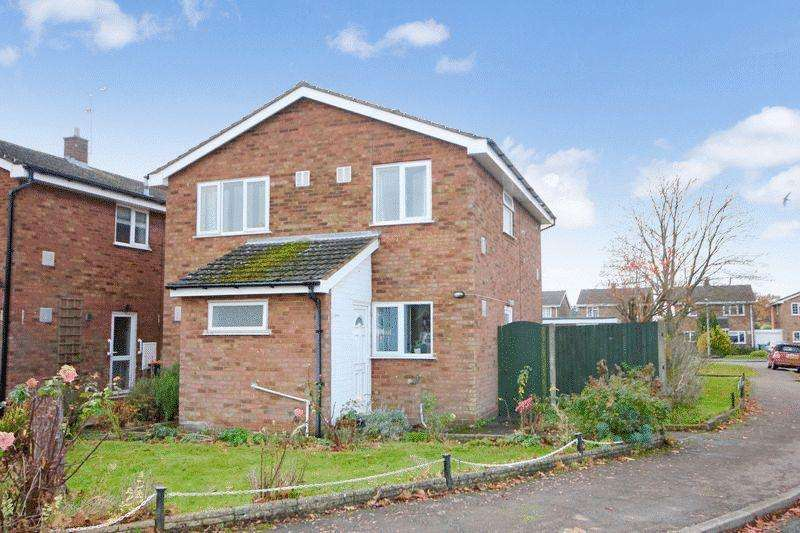 4 Bedrooms Detached House for sale in Claydown Way, Slip End