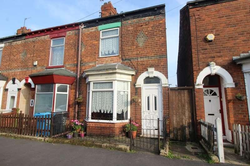 2 Bedrooms Terraced House for sale in Worthing Street, Hull, HU5