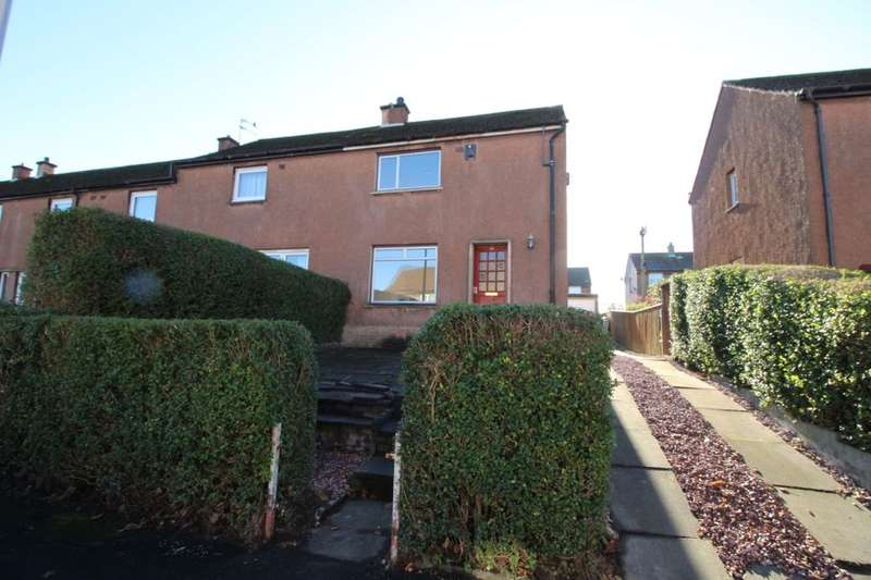 2 Bedrooms Property for sale in Lundin Crescent, Glenrothes, KY7