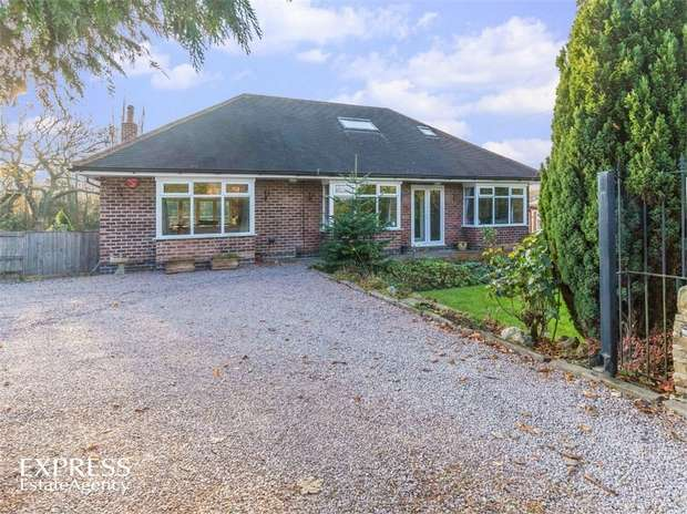 5 Bedrooms Detached House for sale in Moorgreen, Newthorpe, Nottingham