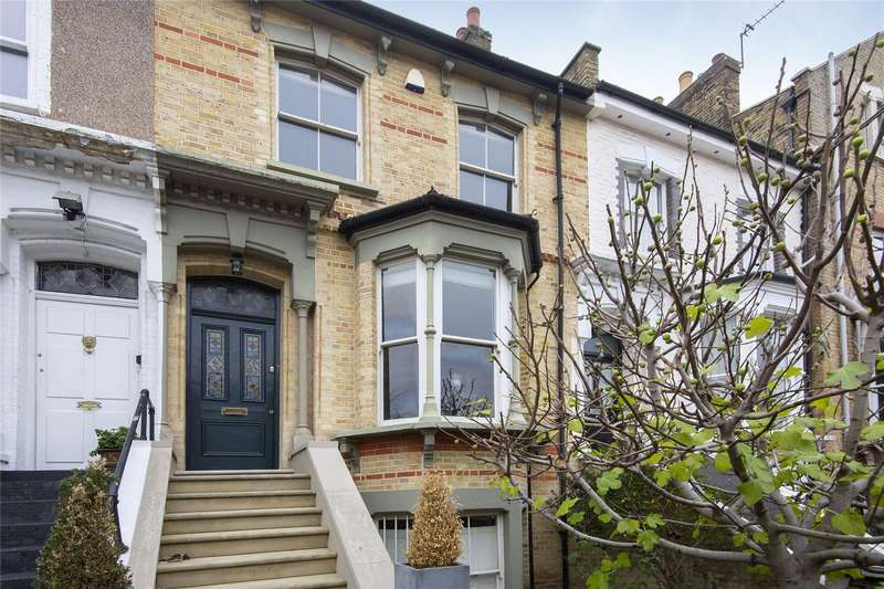 3 Bedrooms House for sale in Sandringham Road, Dalston, London, E8