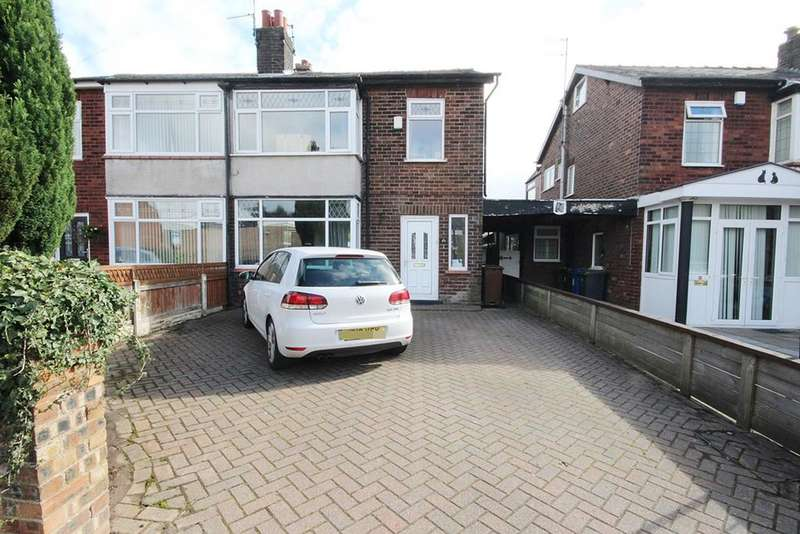 3 Bedrooms Semi Detached House for sale in Poolstock Lane, Wigan, WN3