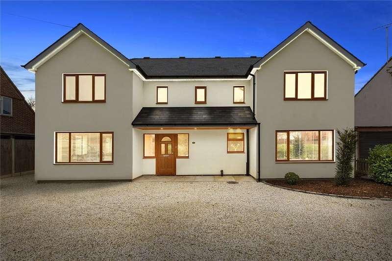 5 Bedrooms Detached House for sale in Pines Road, Chelmsford, Essex, CM1