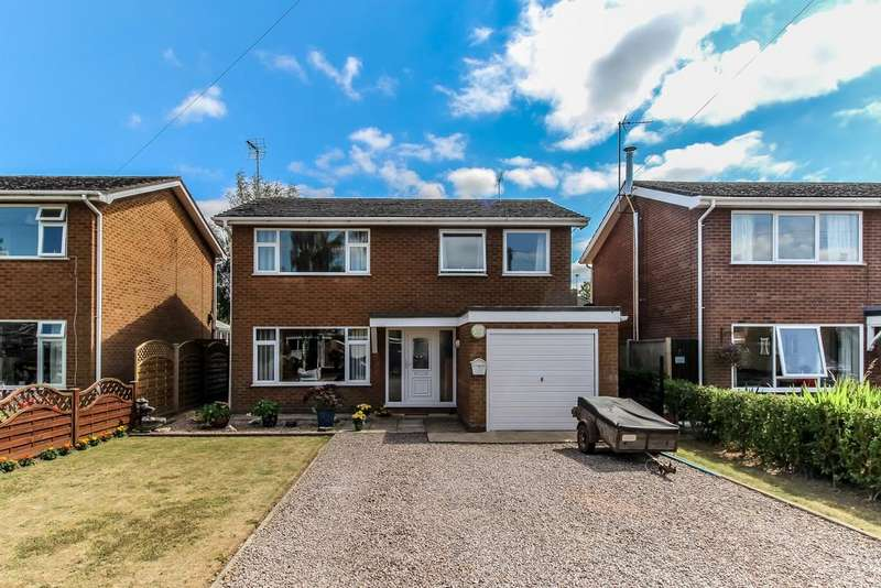 4 Bedrooms Detached House for sale in Medway Close, Gosberton