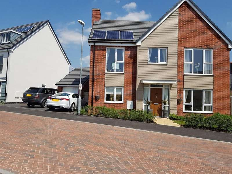 4 Bedrooms Detached House for sale in Buckthorn Road, Ravenstone, Leicestershire