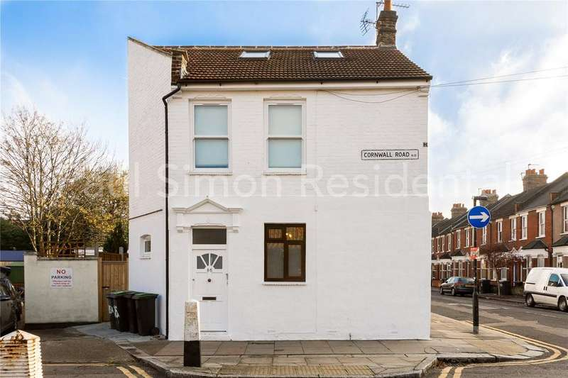 2 Bedrooms Apartment Flat for sale in Cornwall road, London, N15