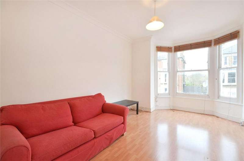 2 Bedrooms Apartment Flat for sale in Dyne Road, Brondesbury, NW6