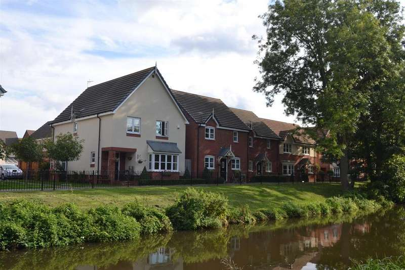 4 Bedrooms Detached House for sale in Riverbank Walk, Leicester, Leicestershire