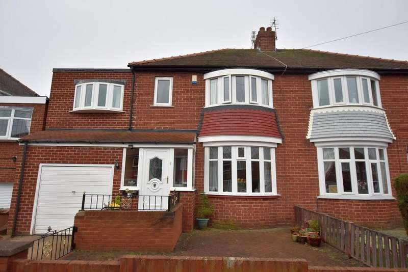 4 Bedrooms Semi Detached House for sale in Honister Drive, Fulwell