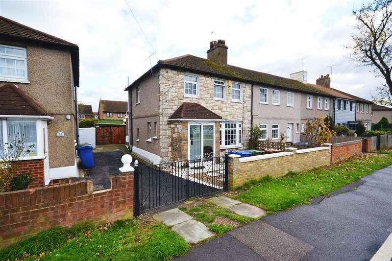 3 Bedrooms End Of Terrace House for sale in Feenan Highway, Tilbury