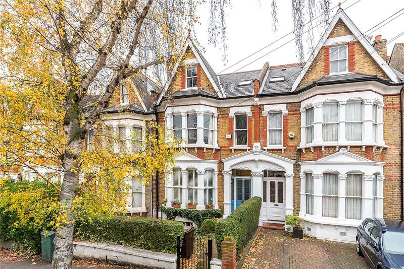 5 Bedrooms Terraced House for sale in Beckwith Road, London, SE24
