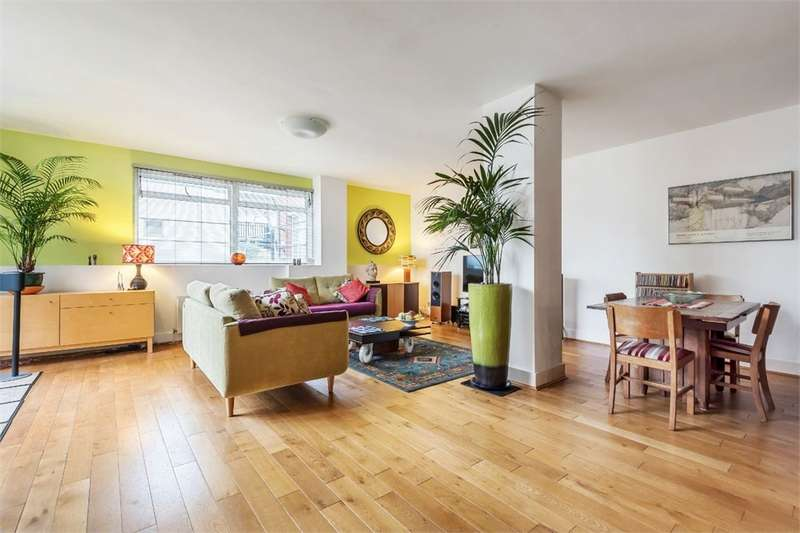 3 Bedrooms Flat for sale in Bluelion Place, London, SE1