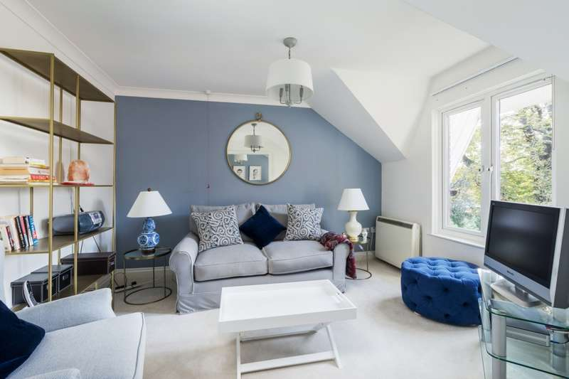 2 Bedrooms Retirement Property for sale in Dulwich Mead, Herne Hill, SE24