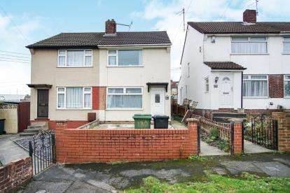 3 Bedrooms Semi Detached House for sale in Fairlyn Drive, Kingswood, Bristol, South Gloucestershire