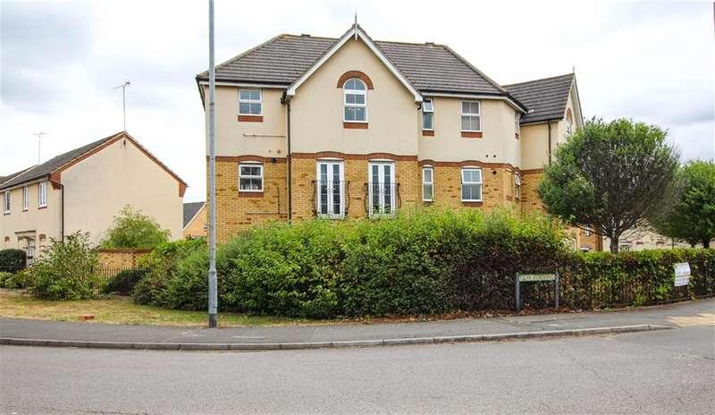 2 Bedrooms Flat for sale in Clay Furlong, Leighton Buzzard