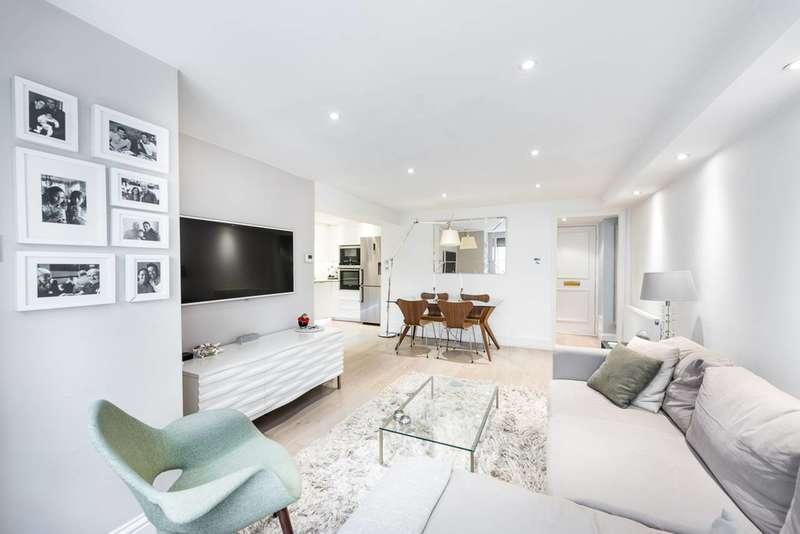 1 Bedroom Flat for sale in Barkston Gardens, South Kensington, SW5
