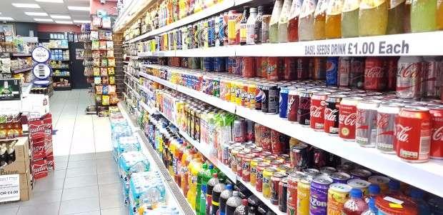 Shop Commercial for sale in King Liquor Farnham Road, Slough, SL1