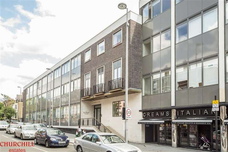 1 Bedroom Flat for sale in The Quant Building, Walthamstow, London