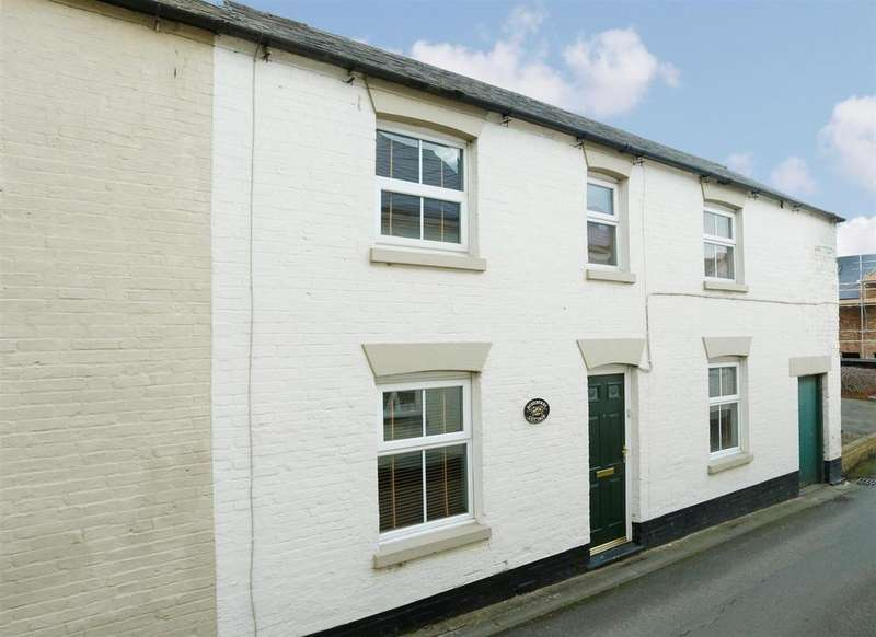 2 Bedrooms Semi Detached House for sale in High Street, North Kilworth