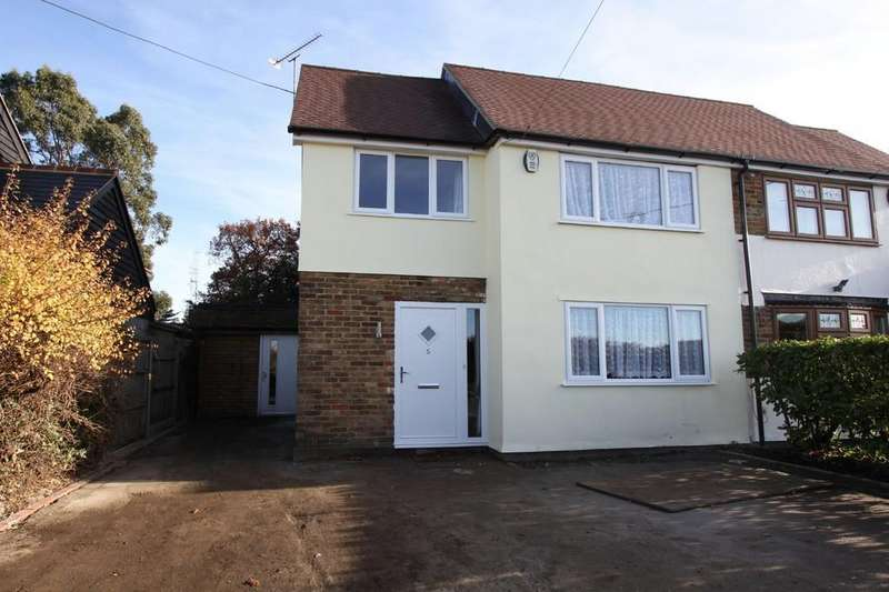 3 Bedrooms Semi Detached House for sale in Stock Road, West Hanningfield