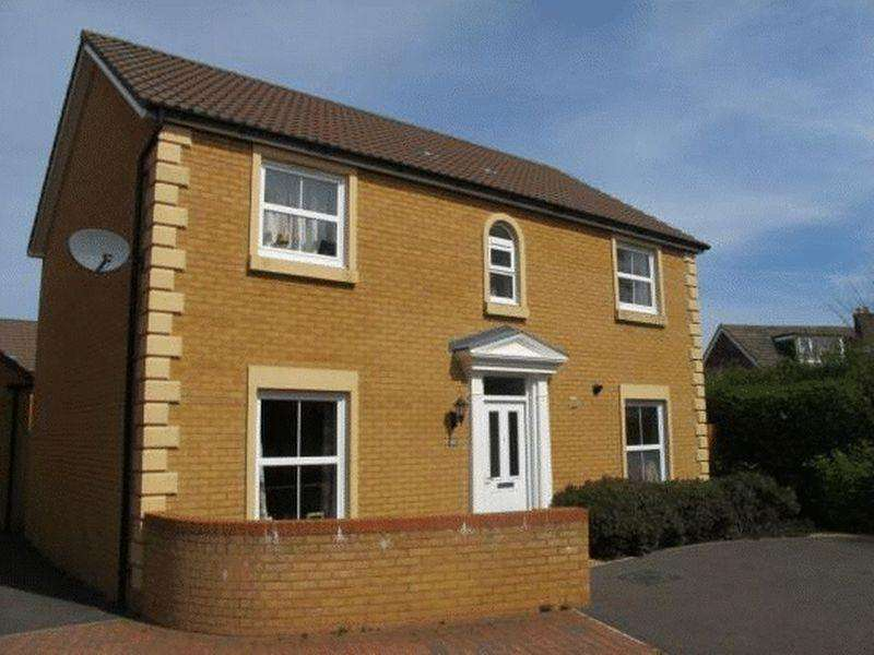 4 Bedrooms House for sale in Kingswood Road, Crewkerne