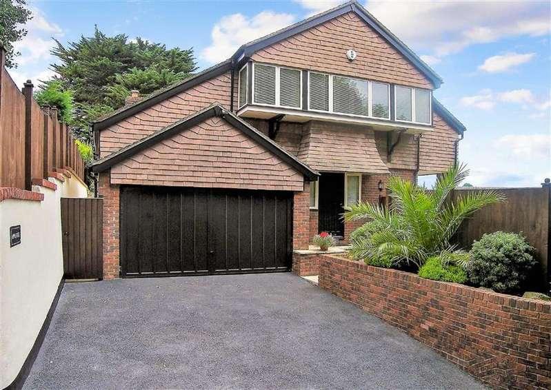5 Bedrooms Detached House for sale in Commons Lane, Shaldon, Devon, TQ14