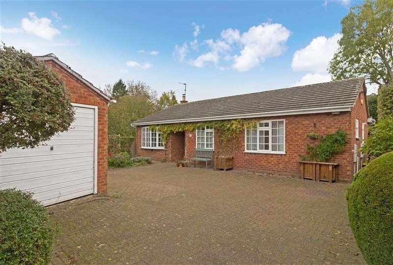 3 Bedrooms Detached Bungalow for sale in Pasture Lane, Sutton Bonington, LE12
