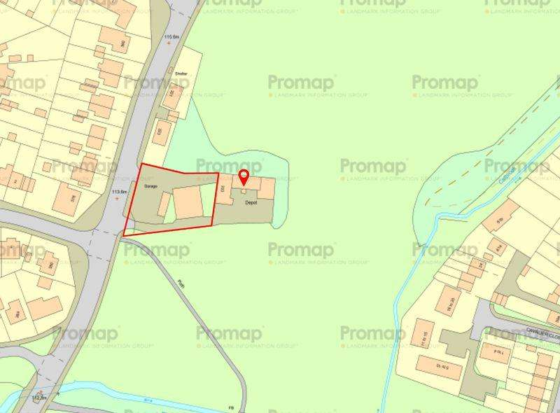 Land Commercial for sale in Icknield Way, Luton