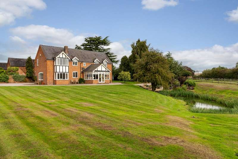 4 Bedrooms Barn Conversion Character Property for sale in Nantwich, Cheshire