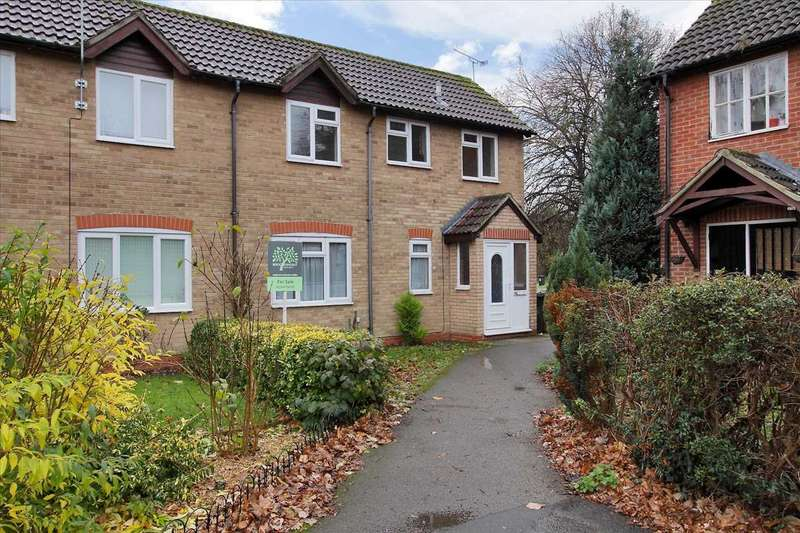 2 Bedrooms End Of Terrace House for sale in Martin Way, Andover