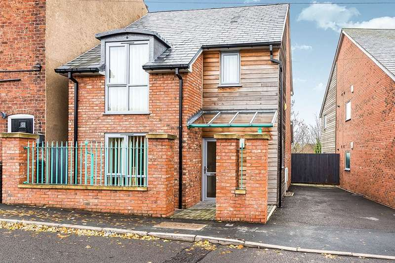 2 Bedrooms Detached House for sale in Castle Street, Tipton, DY4