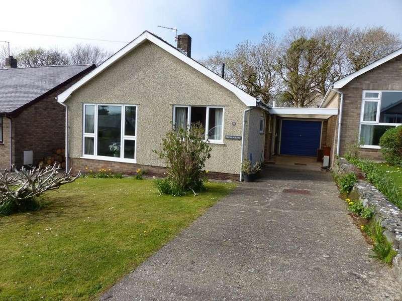 3 Bedrooms Bungalow for sale in 51 Llwyn Ynn, Talybont LL43