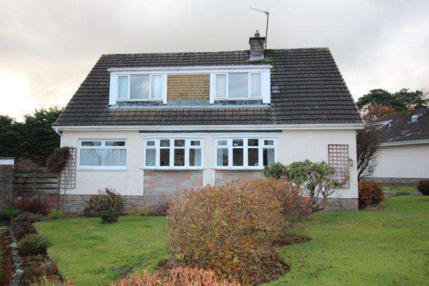 4 Bedrooms Detached House for sale in Churchill Road , Kilmacolm PA13