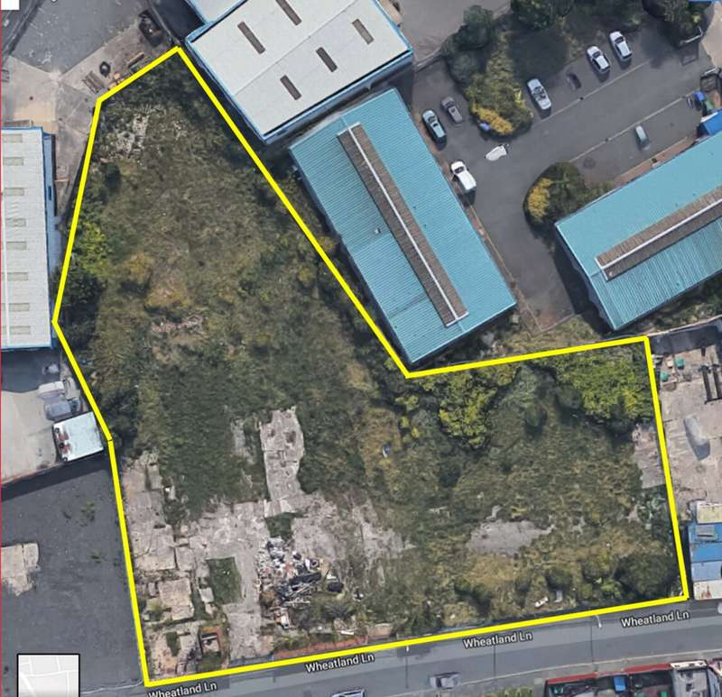 Land Commercial for sale in Wheatfield Lane, Wallasey, CH44