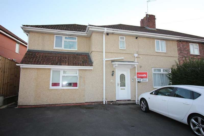 1 Bedroom Flat for sale in The Greenway, Fishponds, Bristol, BS16 4HT