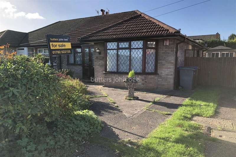 2 Bedrooms Bungalow for sale in Eastwick Crescent, Trentham