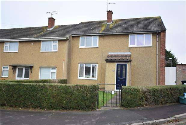 3 Bedrooms End Of Terrace House for sale in Caernarvon Road, Keynsham, Bristol, BS31 2PD
