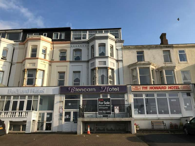 20 Bedrooms Hotel Commercial for sale in The Blencarn Hotel, 294 Promenade, Blackpool, Lancashire
