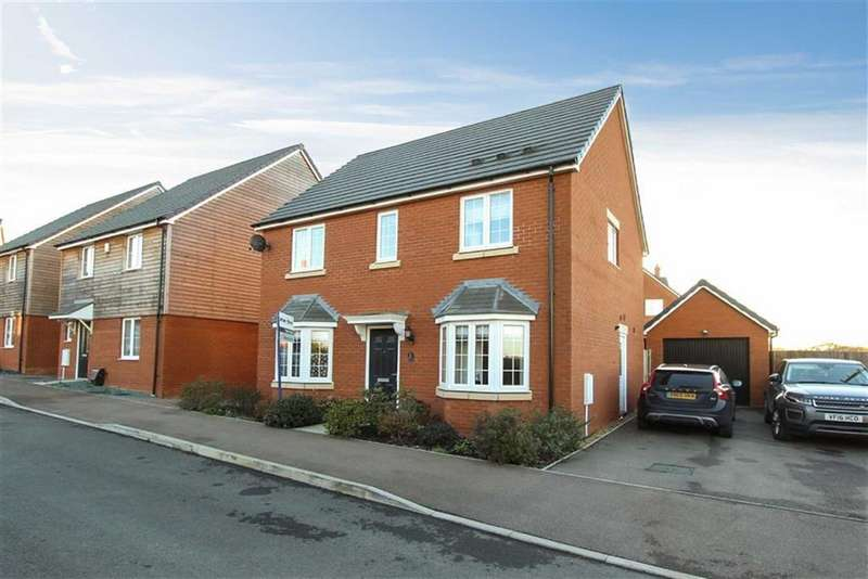 4 Bedrooms Detached House for sale in Vesta Grove, Leighton Buzzard